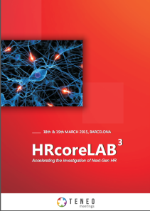 HRcoreLAB3 Agenda Cover