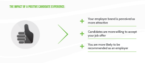 impact of a positive candidate experience